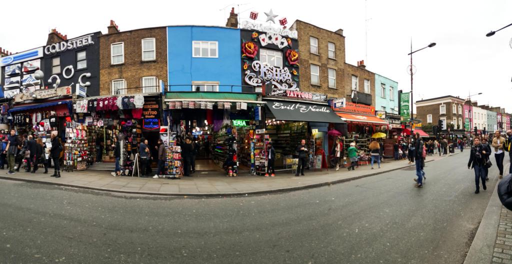 Camden Market - noe for enhver